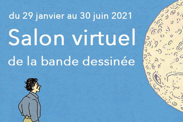 Salon virtuel Bande dessinée