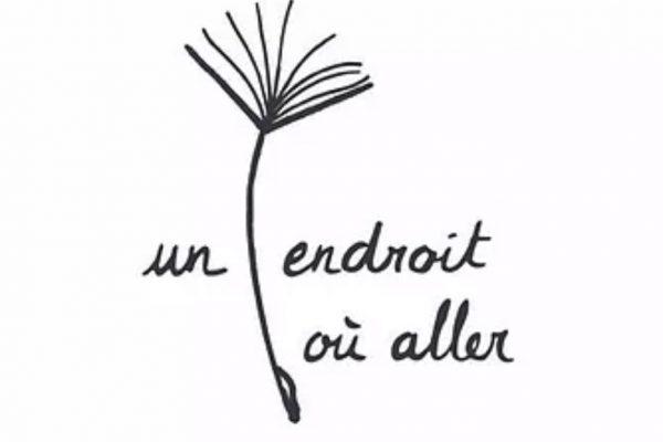 Un endroit où aller, rencontres littéraires en ligne