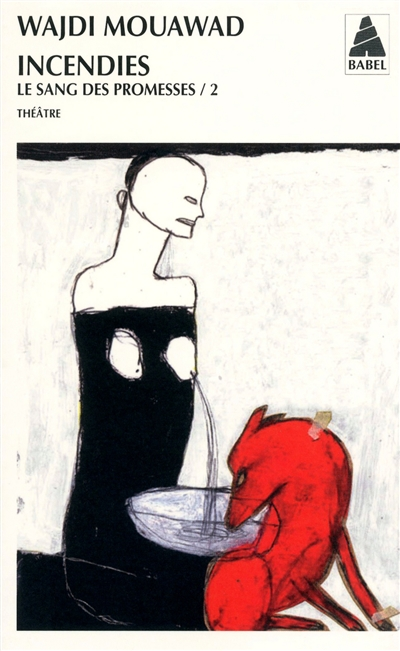 Le sang des promesses. Volume 2, Incendies